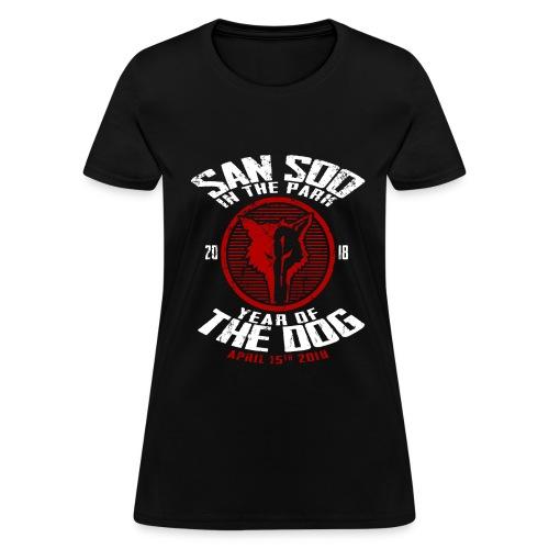 San Soo in the Park 2018 - Women's T-Shirt