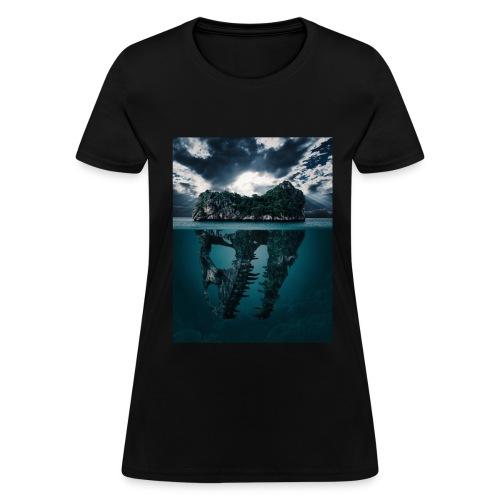 Lost Sea - Women's T-Shirt