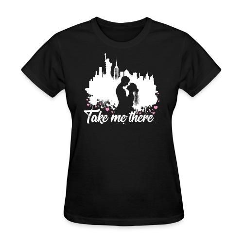 Take me to New York - Women's T-Shirt