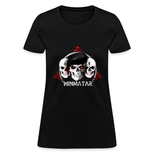 WINMATAR. - Women's T-Shirt