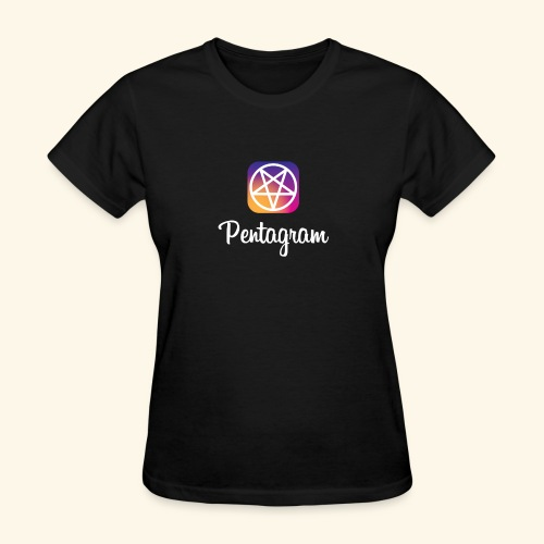 PENTAGRAM / Instagram - Women's T-Shirt