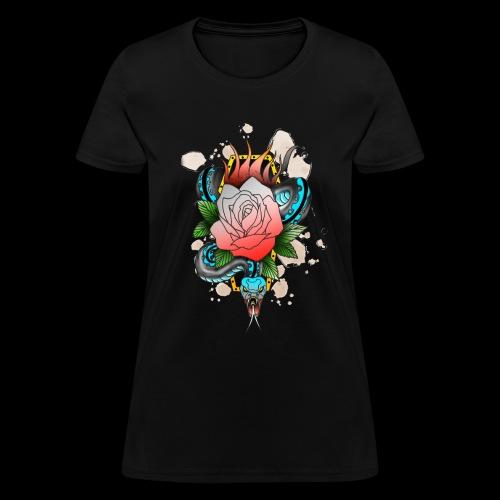Slither - Women's T-Shirt