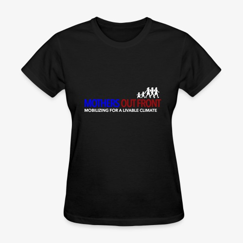 Mothers Out Front Logo - Women's T-Shirt