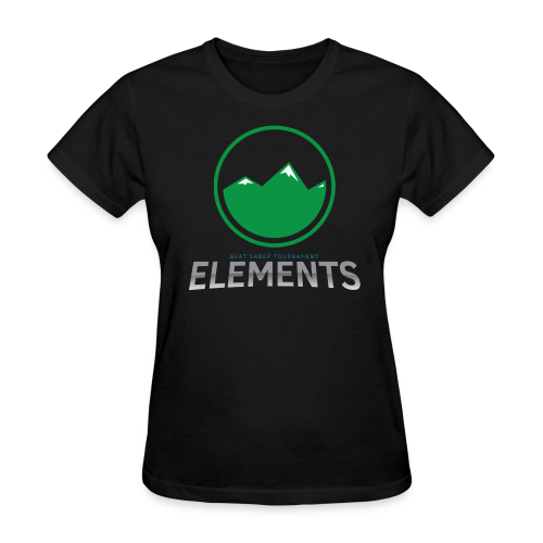 Team Earth's Elements Design - Women's T-Shirt