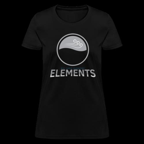 Team Air's Elements Design - Women's T-Shirt