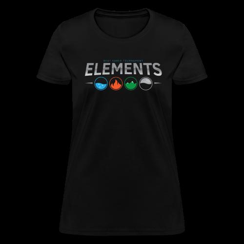 BeatSaber Elements Logo Shirt - Women's T-Shirt