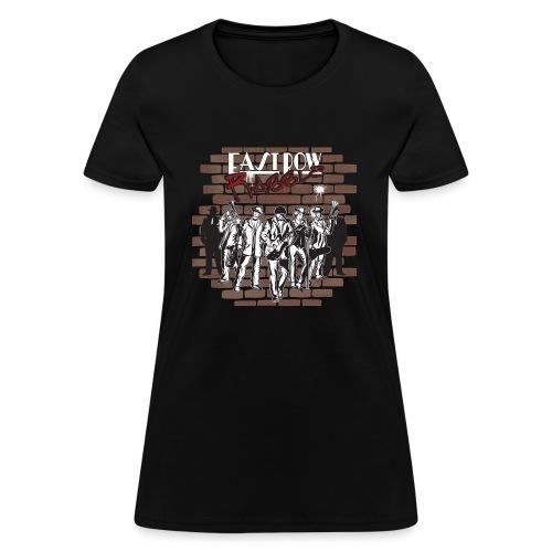 East Row Rabble - Women's T-Shirt