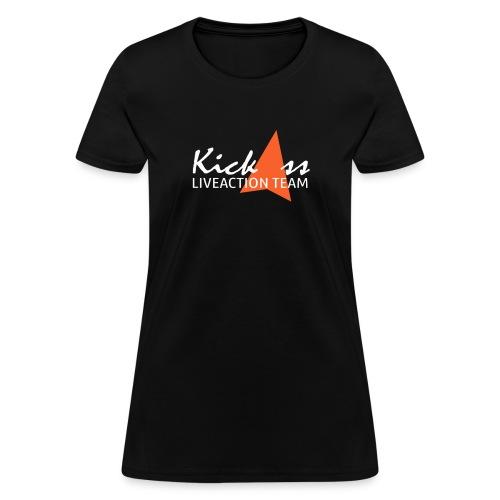 KICKASS - Women's T-Shirt