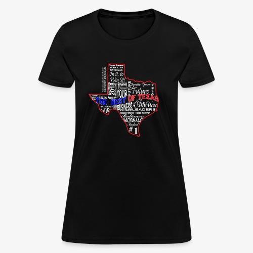 FBLA-The Best of Texas - Women's T-Shirt