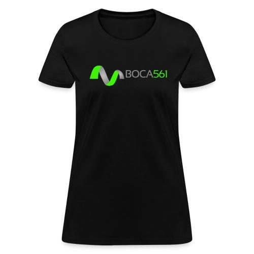 Ribbon of Fitness by BOCA561 - Women's T-Shirt