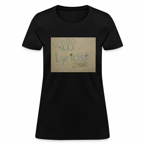 Ill Lyricist - Women's T-Shirt