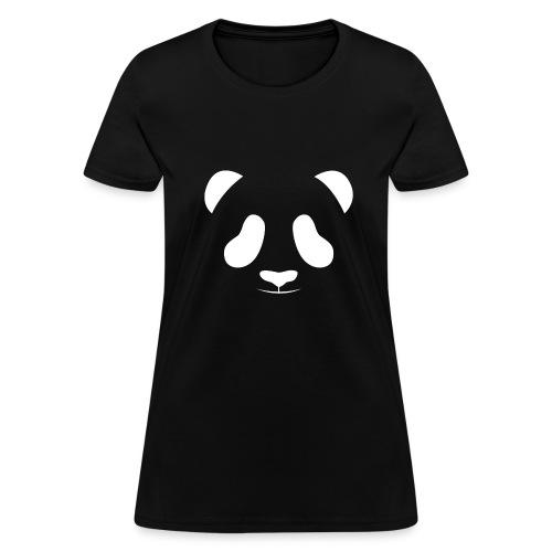 Panda keep calm - Women's T-Shirt