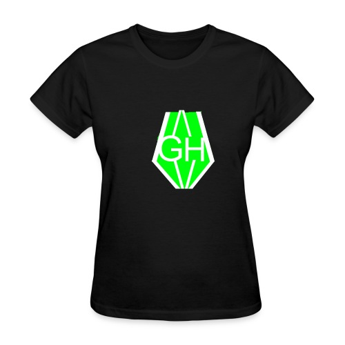 Greenhusky symbol - Women's T-Shirt