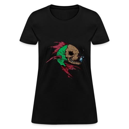 Piraña Hallowen - Women's T-Shirt