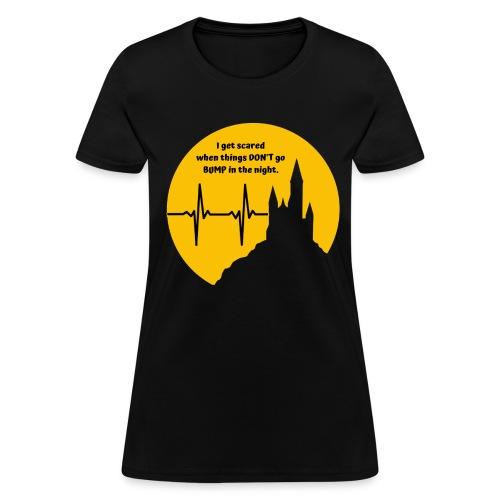 Cardiac Monitor Halloween Shirt - Women's T-Shirt