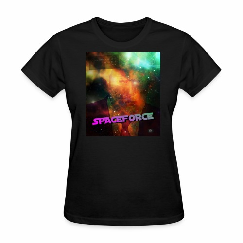 Donald Trump SpaceForce - Women's T-Shirt