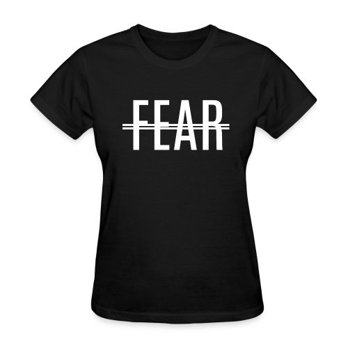 2 Timothy 1:7 - Women's T-Shirt