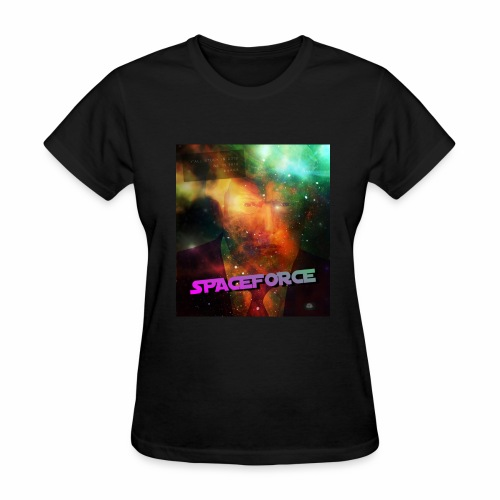 Donald Trump SpaceForce - Women's T-Shirt