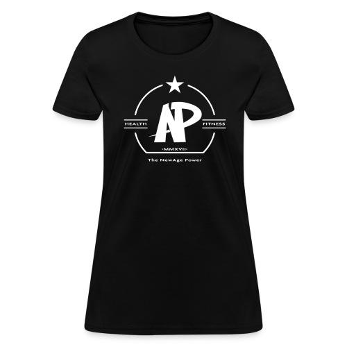 The NewAge Power T-Shirt Black - Women's T-Shirt