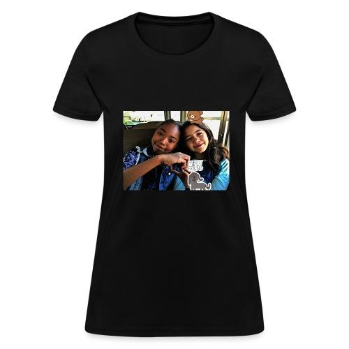 Alana and Sophia's crazy videos - Women's T-Shirt