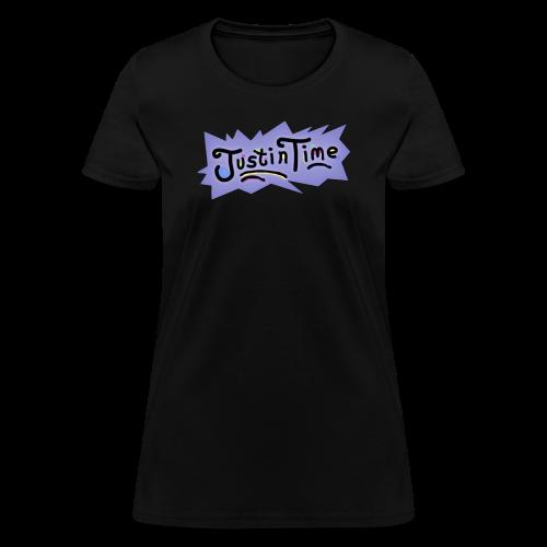 JustinTime - Women's T-Shirt