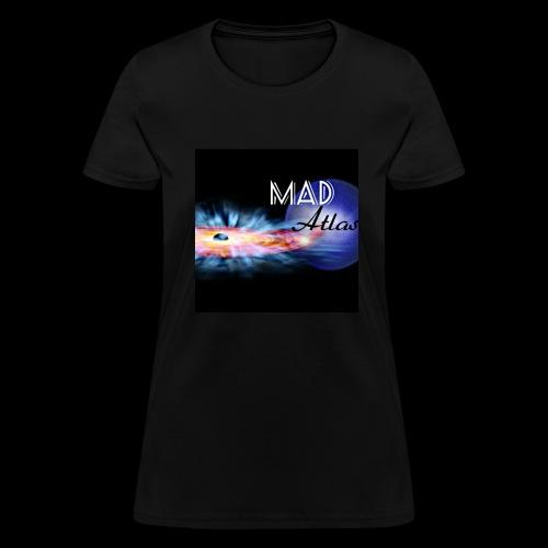 Mad Atlas - Women's T-Shirt
