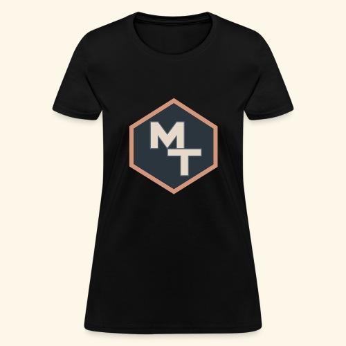 Maximum Tips Logo - Women's T-Shirt