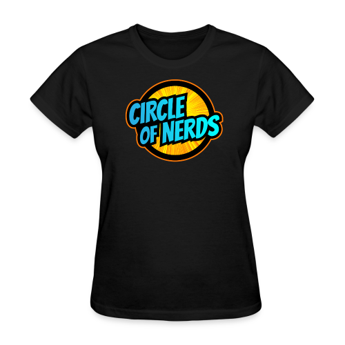 Circle of Nerds - Women's T-Shirt