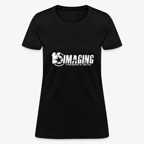 16 Horizontal White - Women's T-Shirt