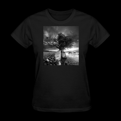 Life and Death - Women's T-Shirt