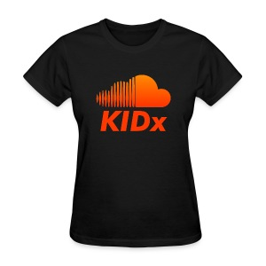SOUNDCLOUD RAPPER KIDx - Women's T-Shirt