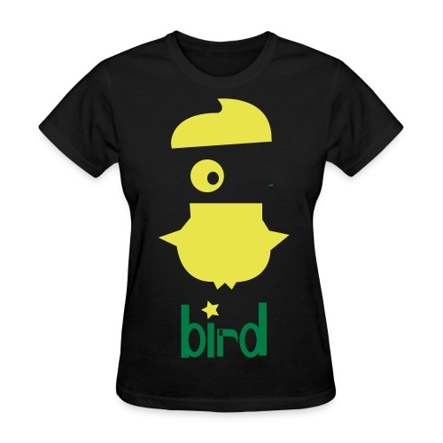 crazy bird - Women's T-Shirt