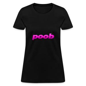 Poob - Women's T-Shirt