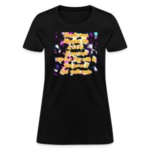 Just pee on it & walk away - Women's T-Shirt