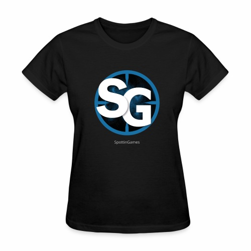 SpottinGames logo - Women's T-Shirt