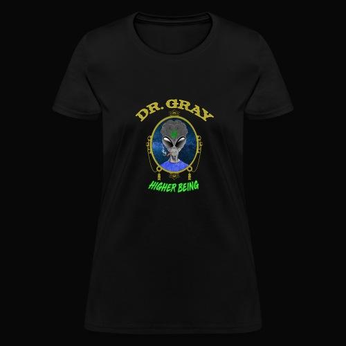 Dr. Gray - Women's T-Shirt