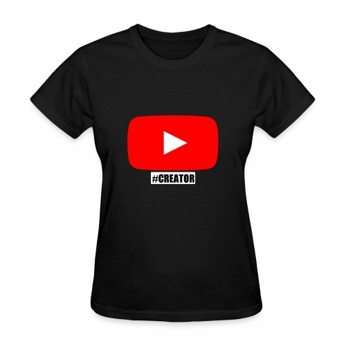Youtube Creator - Women's T-Shirt
