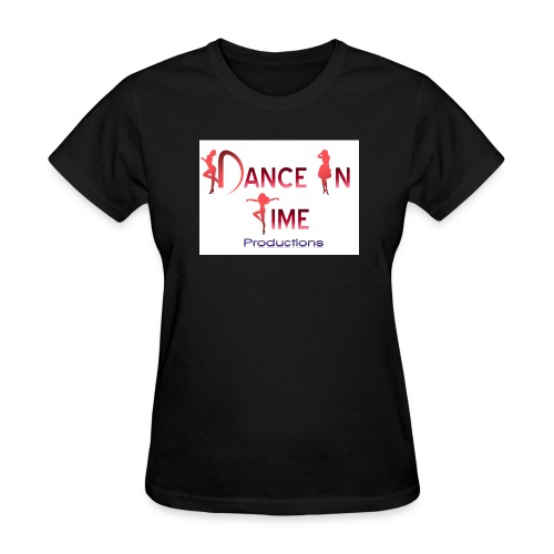 logoRonsPicture4WrdDocs9 14 - Women's T-Shirt