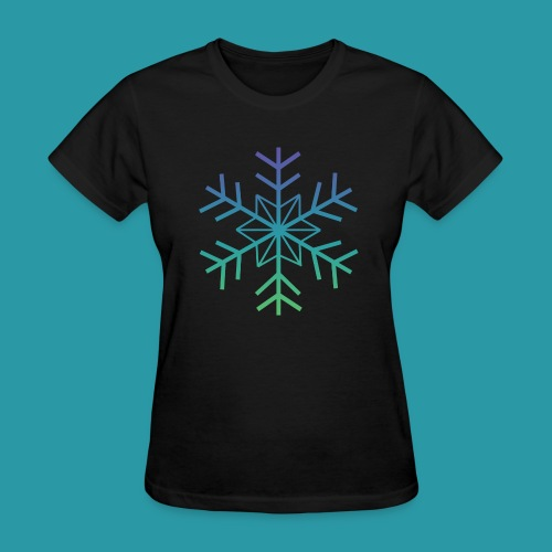 Snowflake 2.0 - Women's T-Shirt