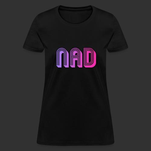 NAD TV Logo - Women's T-Shirt