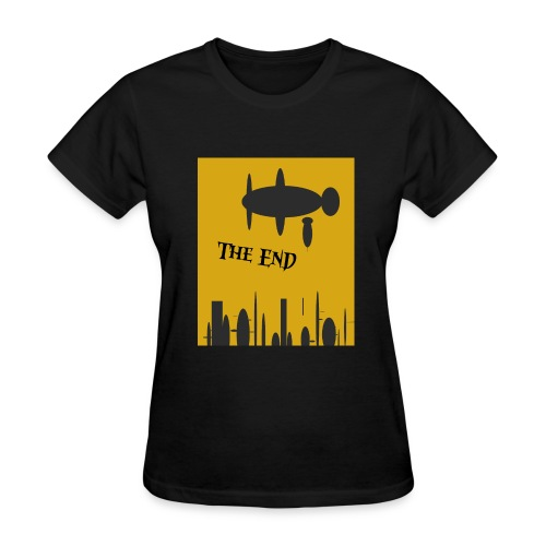 the end - Women's T-Shirt