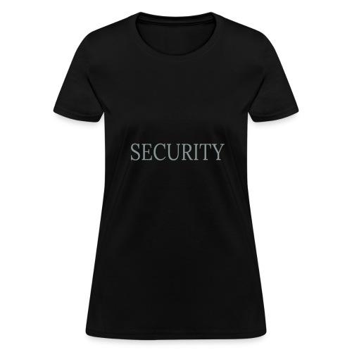Security 11 - Women's T-Shirt