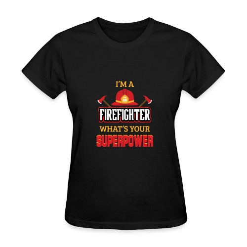 What's your superpower - Women's T-Shirt