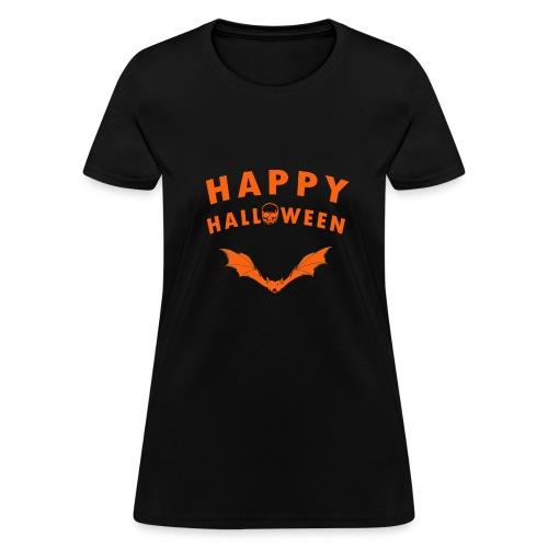 Happy Halloween T-shirt - Women's T-Shirt