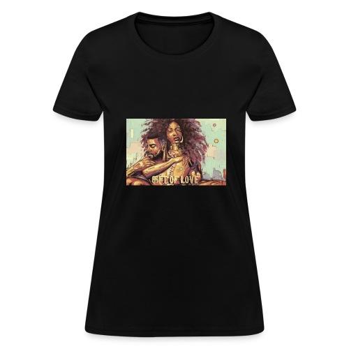 the gift of love - Women's T-Shirt