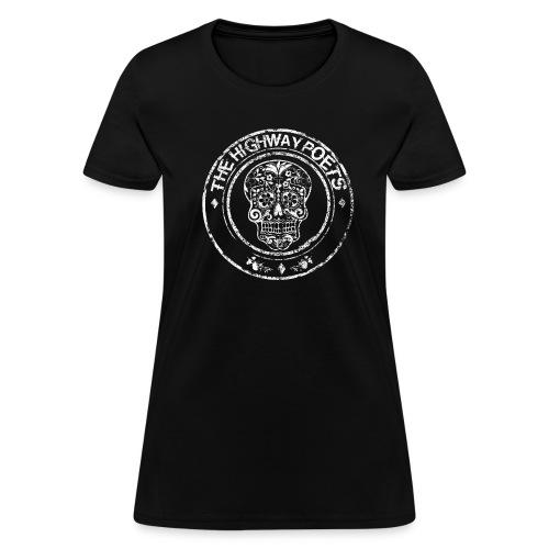 Dia De Las Poet - Women's T-Shirt