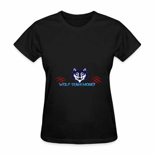 Wolf Team - Women's T-Shirt