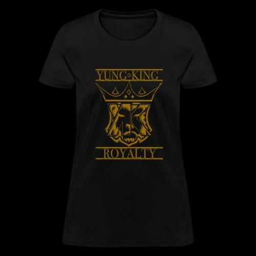 YKRCRESTGOLD - Women's T-Shirt