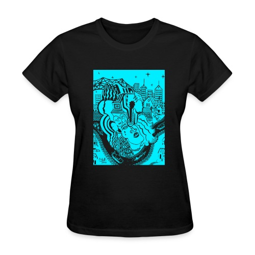 Louisiana River Nights - Women's T-Shirt