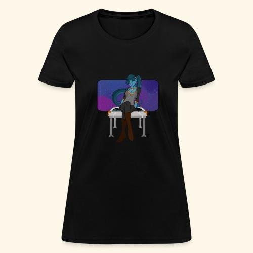Alien Girlfriend T-Shirt - Women's T-Shirt